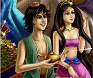 Aladdin and the Wonder Lamp
