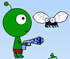 Alien Fly Shooter