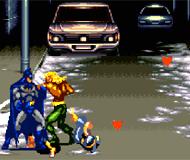 Batman Street Fighter