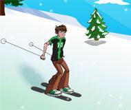 Ben 10 Skiing