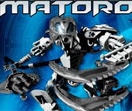 Lego Bionicle Matoro