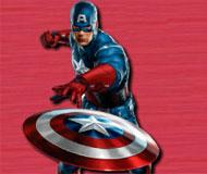 Captain America Hidden Stars