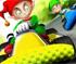 Chistmas Elf Race 3D