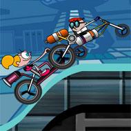 Dexter's Laboratory Race