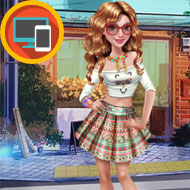 Dove Hipster Dolly Dress Up