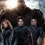 Fantastic Four 2015 Hidden Numbers