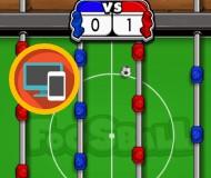 Foosball HTML5