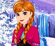 Frozen Anna Spa