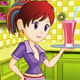 Sara's Cooking Class Fruit Smoothie