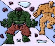 Hulk Patchthe Pixels