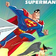 Justice League Superman Training Academy