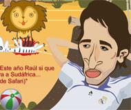 Las Vacaciones de Raúl 2010