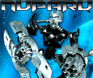 Lego Bionicle Nuparu