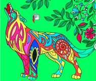 Coloring Mandala Game