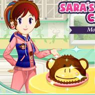 Sara's Cooking Class Monkey Cake