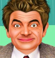 Mr. Bean Makeover