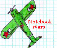 Notebook Wars