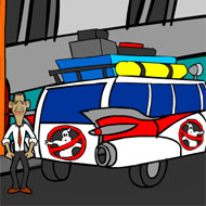 Obama Ghostbusters