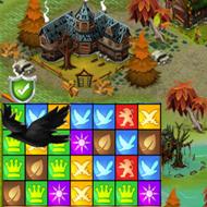 Puzzle Medieval Battle