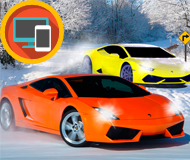 Snow Track Racing 3D