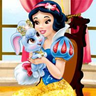 Snow White Palace Pets