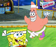 SpongeBob Bust Up