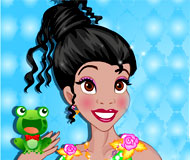 Tiana Facial Makeover