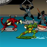 Turtles Sewer Surf