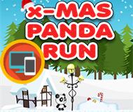 X-Mas Panda Run