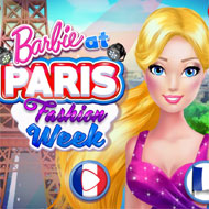 Barbie At Paris Fashion Week