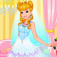 Barbie Deluxe Wedding Dress