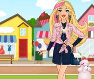 Barbie Pretty in Denim