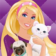 Barbie's Pet Beauty Salon