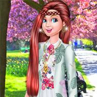 Barbie's Spring Fling