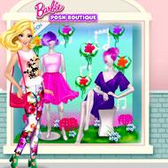 Barbie's Fashion Dream Store
