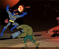 Batman and Blue Beetle
