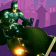 Batman Ultimate Race