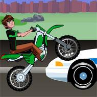 Ben 10 Omniverse Motocross
