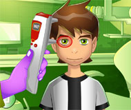 Ben 10 Eye Doctor