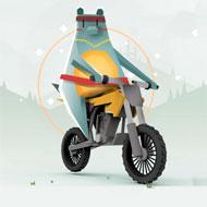 Bike Trial Jumberino