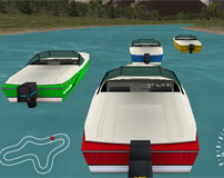 Boat Drive 3D
