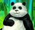 Cheerful Panda