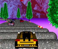 Coaster Cars 2 Purple Race