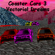 Coaster Cars 3 Vectorial Dreams