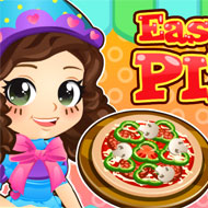 Easy Bake Pizza