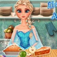 Elsa Apple Pie