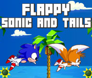 Flappy Sonic and Tail