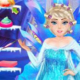 Freezing Makeover Frozen Elsa