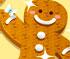 Gingerbread Men Cookie