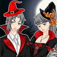 Halloween Manga Maker